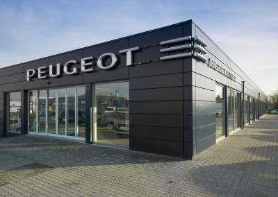 PEUGEOT RINGSTED