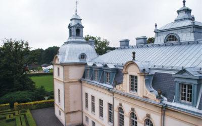 Slottstak med ståndsmässig patina